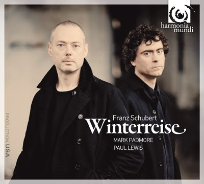 Schubert - Winterreise. Mark Padmore y Paul Lewis