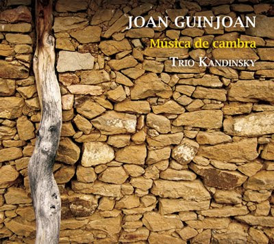 El Trío Kandinsky toca música de Guinjoan
