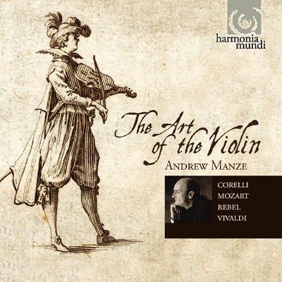 El arte del violín (Andrew Manze)