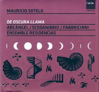 Mauricio Sotelo por el Ensemble Residencias