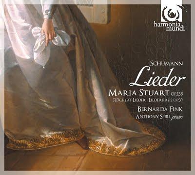 Lieder de Schumann por Bernarda Fink