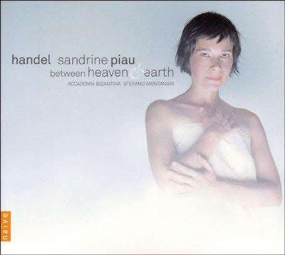 Recital Hendel de Sandrine Piau en Naïve