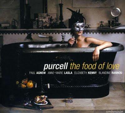 Paul Agnew canta música de Purcell en Ambroisie