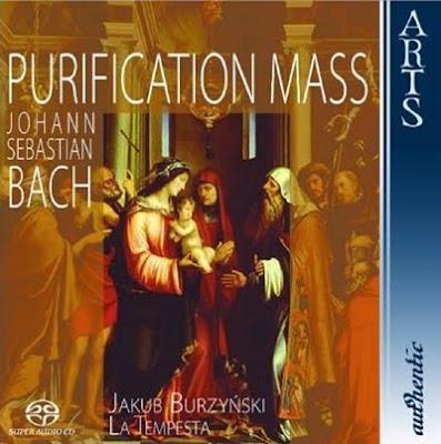 Purification Mass, música de Bach por Jakub Burzyński en Arts