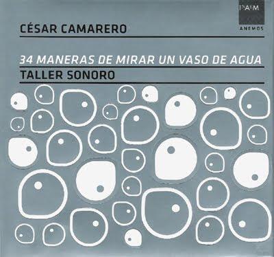 Obras de César Camarero por Taller Sonoro en Anemos