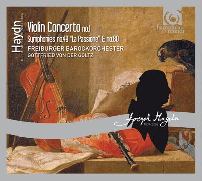 Haydn por Freiburger Barockorchester