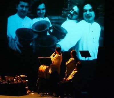 Artefactum en el Teatro Lope de Vega de Sevilla en un concierto por su Xv aniversario (© Antonio Pizarro / Diario de Sevilla)
