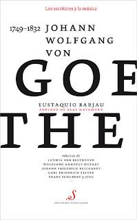 Goethe por Eustaquio Barjau