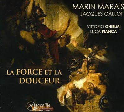 Marais y Gallot por Ghielmi y Pianca en Passacaille