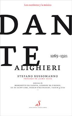 Dante Alighieri y la música,con ensayo de Stefano Russomano