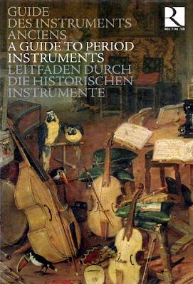 La Guía de instrumentos antiguos de Ricercar