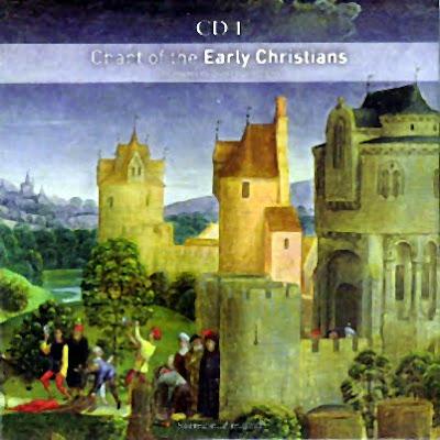 Les premiers chants chrétiens. Ensemble Organum