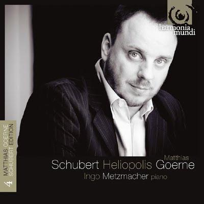 Heliopolis, cuarto volumen schubertiano de Matthias Goerne en Harmonia Mundi