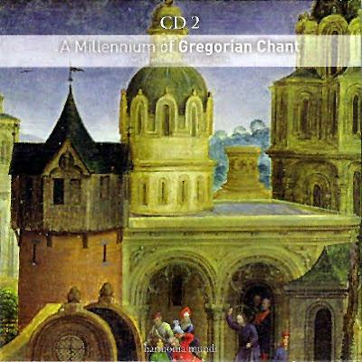 Mil años de canto gregoriano en la colección Sacred Music de HM