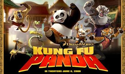 Kung Fu Panda byDreamworks