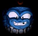 King Pilaf in the manga Dragon Ball