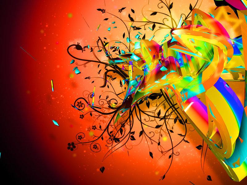 fondos de colores. Fondos de Colores Abstractos