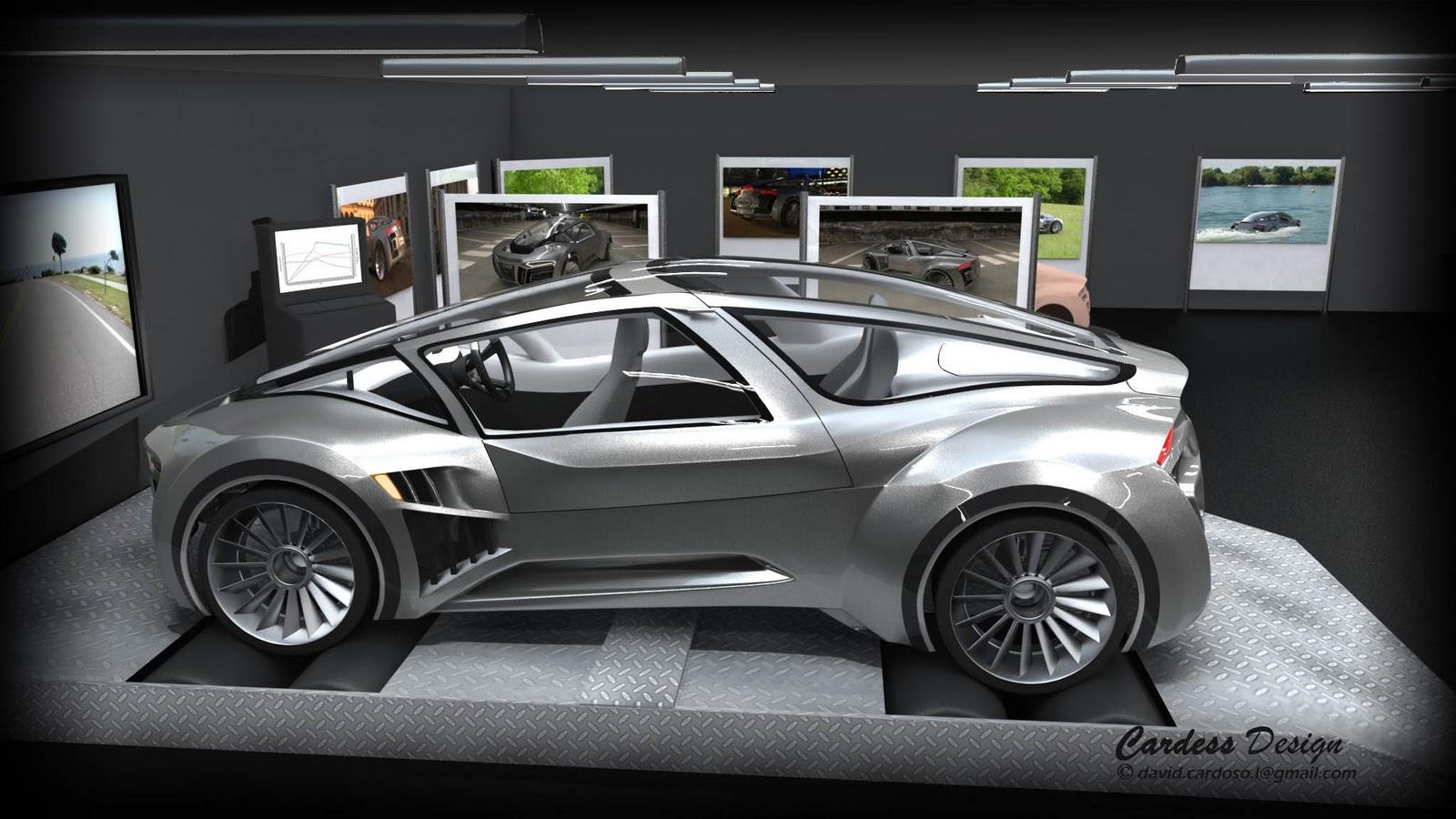 fondos autos audi futuro fondos de pantalla wallpapers
