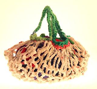 sacos de plástico reciclados