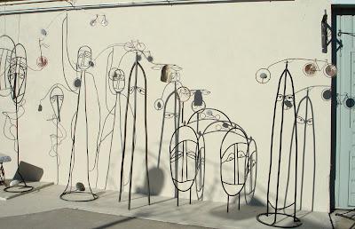 Arte para parques de bicicletes