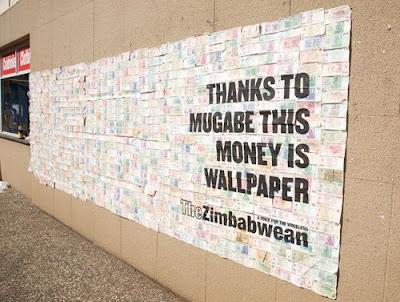 publicidade com dinheiro