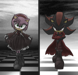 Shadow x Amy
