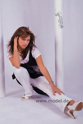 model, modal