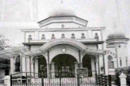 Masjid Raya Syahabuddin Siak Tempo Doeloe