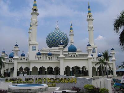 Masjid Istiqamah Bengkalis