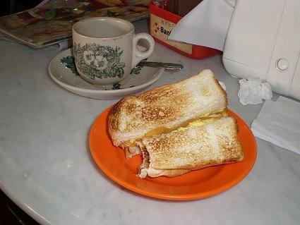 Roti Bakar Sari Kaya KimTeng