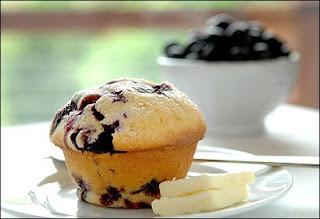 Articole culinare : Muffins ... cu pata de culoare