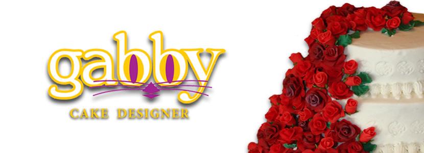 Gabby Cake Designer - Campinas - Bolos Decorados. Casamento, CupCake, Mini-bolo, Artístico