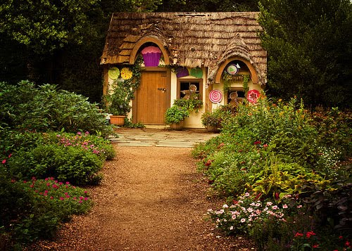 Amazing fairy tale houses in the real world part 2 3