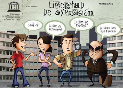 libertad libre exprecion:
