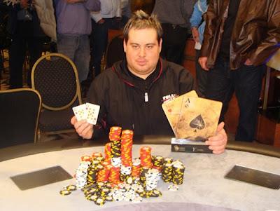 Luciano Jurc en pokersport
