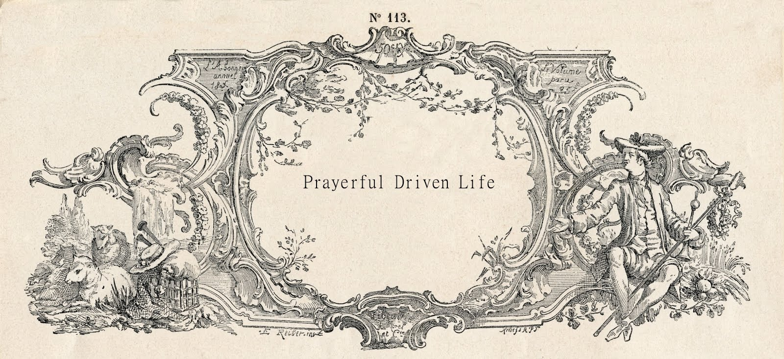 Prayerful Driven Life