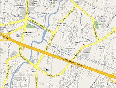 Bekasi Selatan, Jl. Cut Mutia No. 125, Kelurahan Margahayu, Bekasi ...