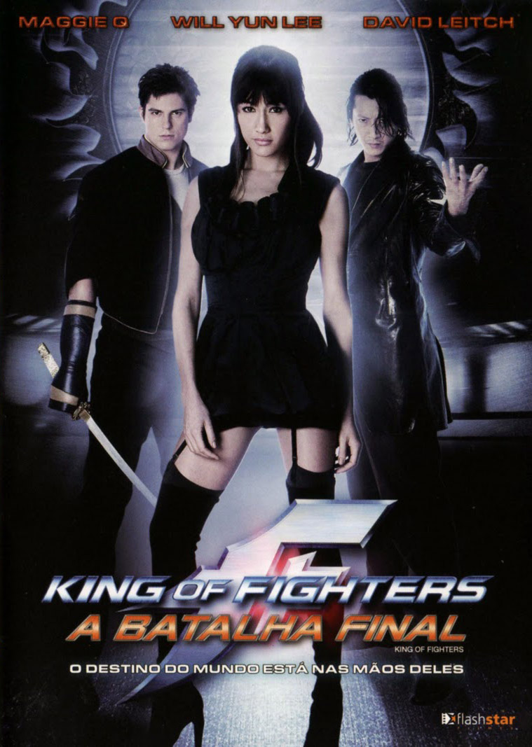 Filme Poster The King of Fighters – A Batalha Final DVDRip XviD & RMVB Dublado
