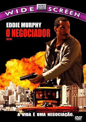Filme Poster O Negociador DVDRip XviD & RMVB Dublado