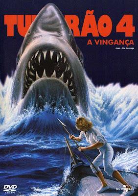 Tubarão 4 - A Vingança (Legendado)