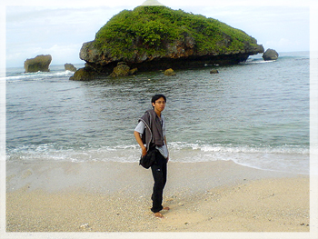 pantai sundak, ngandong, slili