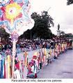 Los pastores de San Joaquin es una tradicion originalmente celebrada en San Joaquin