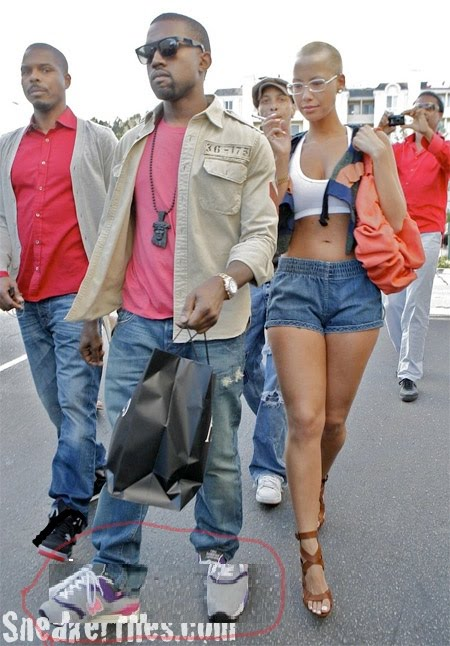 What Shoes Was Kanye West Wearing At The Vmas