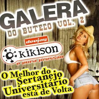 Galera do Buteco Vol 2 | músicas
