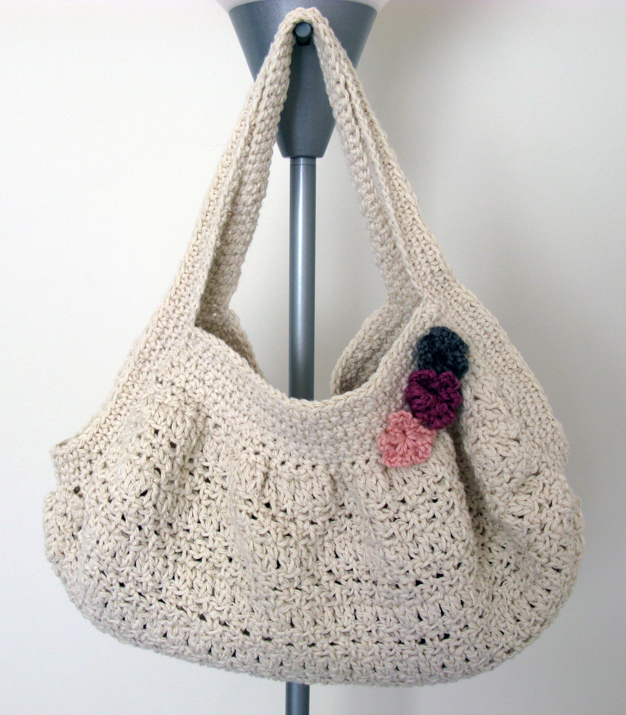 Japanese Crochet Bag : MyCreativeCard.com: Japanese Style Crochet Bag