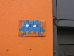 Space Invader - Covent Garden LDN