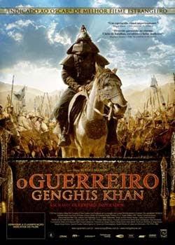 O Guerreiro Genghis Khan - RMVB - Dublado Após a traição e morte de seu pai, o jovem Temudgin passa a ser tratado como um escravo pelos clãs de sua região na Mongólia.