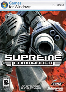 Supreme Commander Windows 98/Me/2000/XP 1.8 GHz de processador 512 MB RAM 8 GB de espaço no HD 128 MB video/RAM   DirectX 9