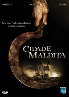 Cidade Maldita Com uma fotografia cheia de climas e personagens muito perturbados, Cidade Maldita tem tudo para se transformar no sucesso da temporada para os fãns de filmes de terror. Sustos é o que não faltam.