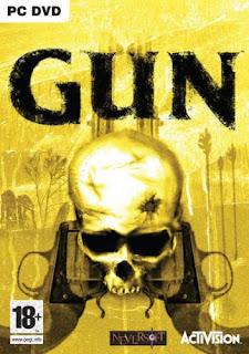 Gun - Pc Game (Rip Completo) + Tradução Situado no Oeste indomado do fim do 18º século, GUN é um jogo de ação e aventura amplo e abrangente que leva os jogadores a um mundo sem lei onde a ganância, a luxúria e o crime reinam desenfreados